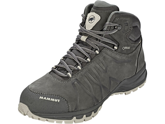 Mammut Mercury III Mid GTX Shoes Herr graphite-taupe